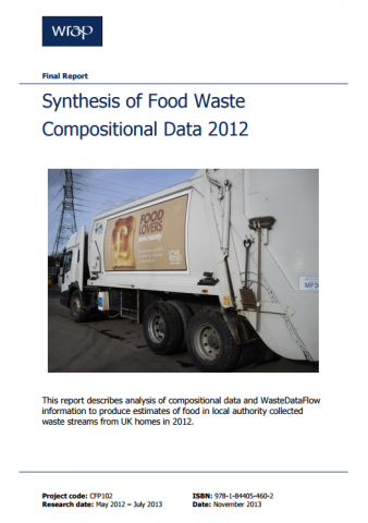 synthesis_of_food_waste_compositional_data_2012