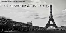 19th International Conference on Food Processing & Technology