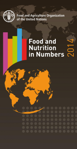 Food and Nutrition in Numbers. FAO. 2014.