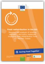 Food redistribution in the EU